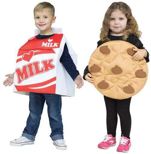 Cookies & Milk Tot 3t-4t