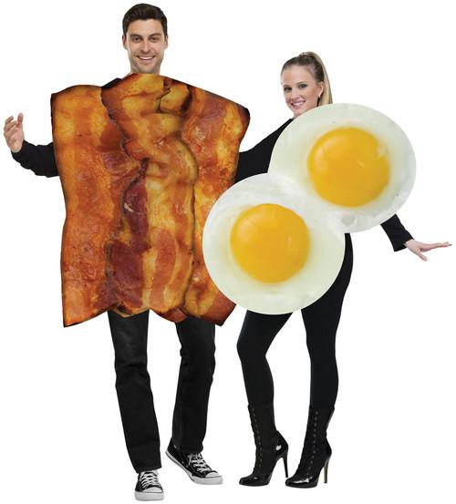 Bacon  Eggs 2 Costumes