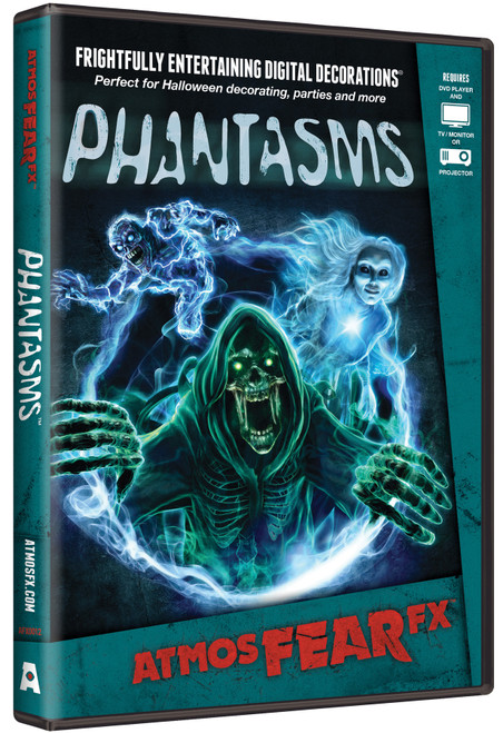 Atmosfearfx Phantasms Deco Dvd