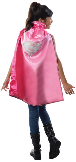 Supergirl Child Cape