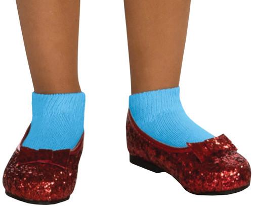 Dorothy Sequin Shoes Child Med