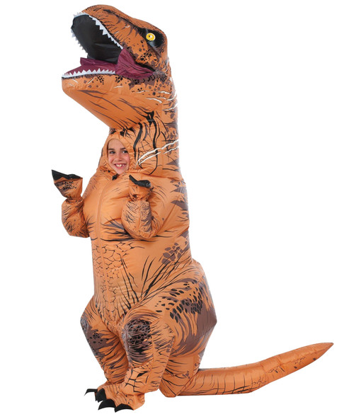 Jurassic World T-Rex Inflatable Child Costume
