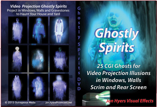 Usb Ghostly Spirits Digt Decor