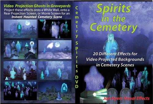 Dvd Spirits In Cemetery