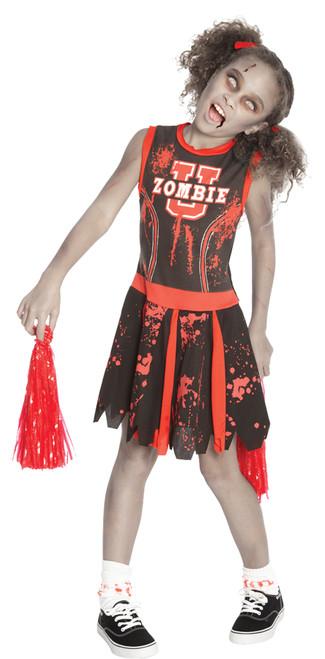 Undead Cheerleader Child Xlare
