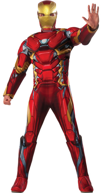 Ca3 Iron Man Adult Xl