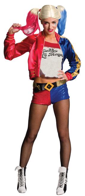Women's Harley Quinn Costume