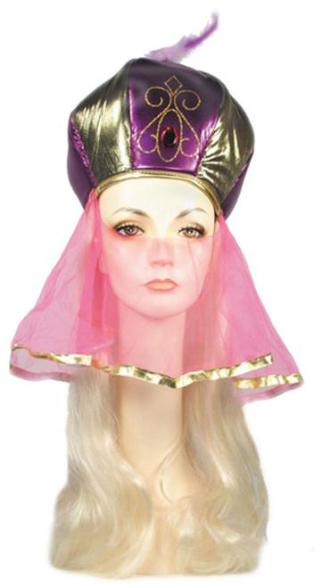 Arab Hat Blonde