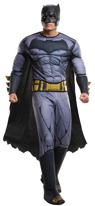 Doj Batman Adult Dlx Muscle