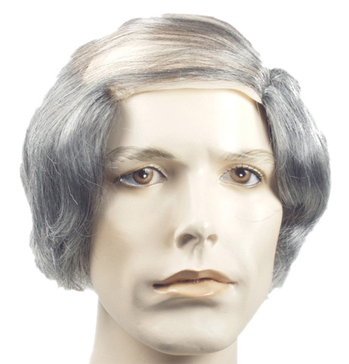Bald Comb Over Grey