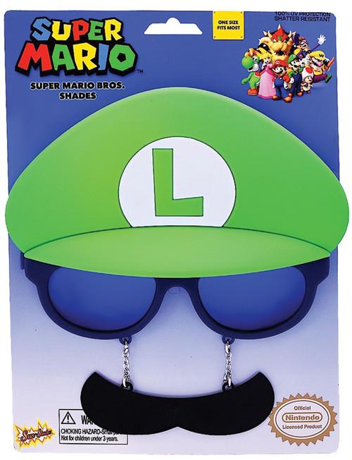 Luigi Mario Bros Sunstache