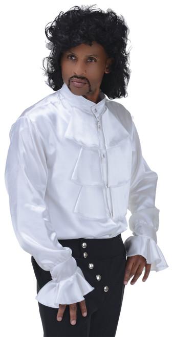 White Goth Shirt Standard