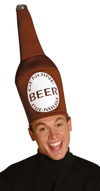 Beer Bottle Hat