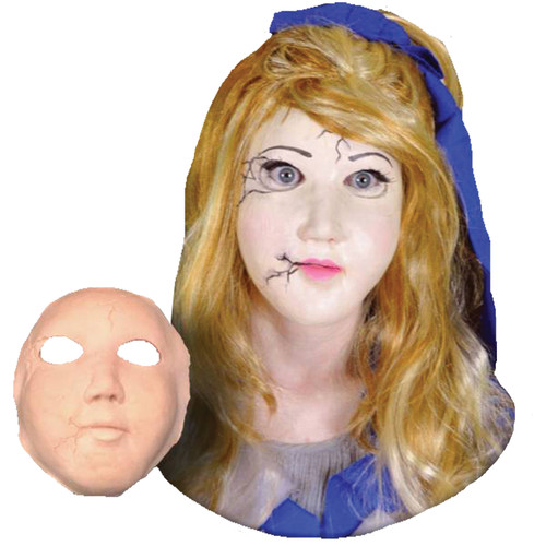 Doll Foam Latex Prosthetic