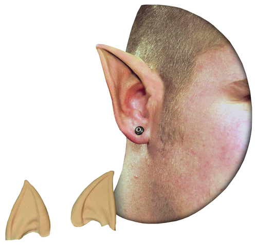 Elfin Ears Foam Latex Prosthet