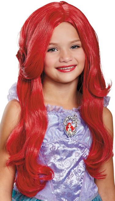 Ariel Dlx Child Wig