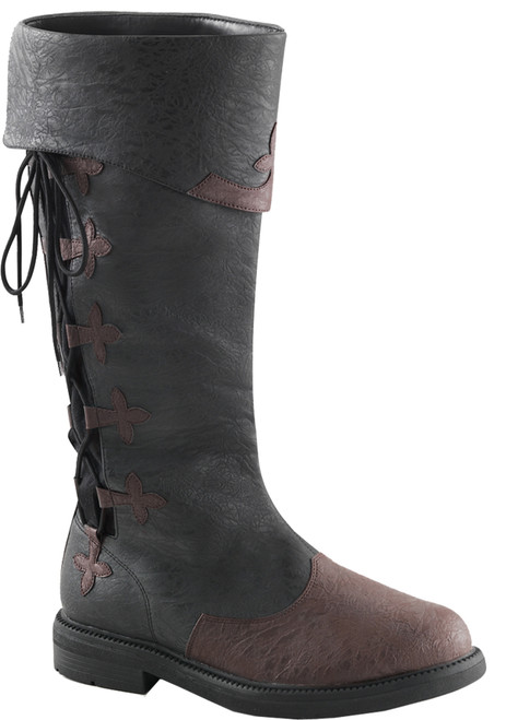Captain Boot 110 Br Md Lace-up