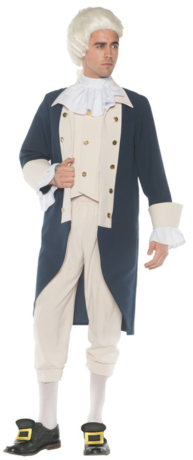 Founding Father Adult One Size