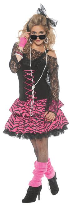 Women's 80's Flashback Costume