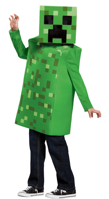 Minecraft Creeper Classic 7-8