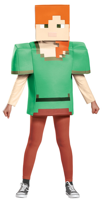 Minecraft Alex Classic 4-6