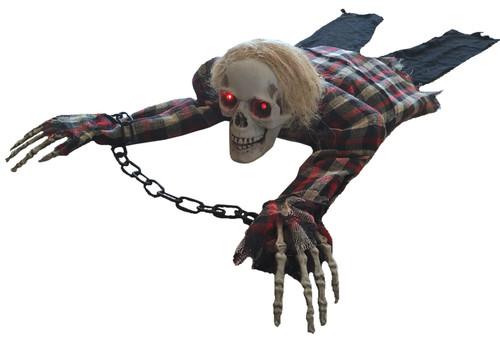 Crawling Skeleton Animated