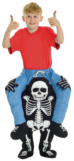 Skeleton Piggyback Kids