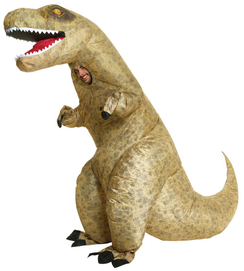 T-rex Inflatable Adult