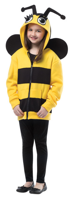 Hoodie Bumble Bee Ch 4-6