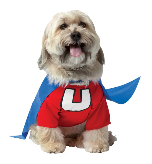 Pet Costume Underdog Xxxl