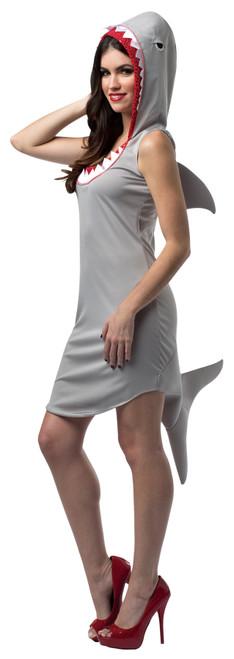 Women's Shark Dress Costume