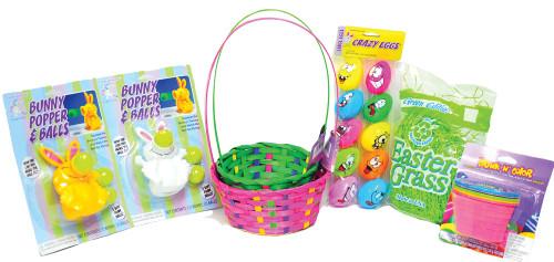 Easter Basket Pk/gr Kit