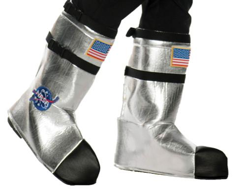 Astro Boot Tops Child Silver