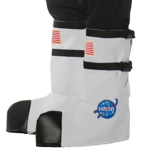 Astro Boot Tops Child White