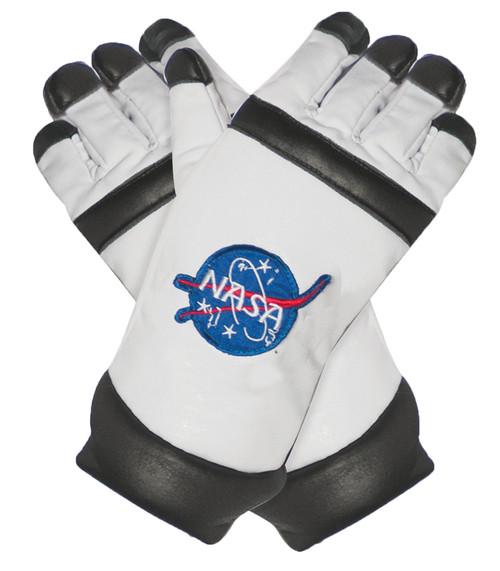Astro Gloves Child White