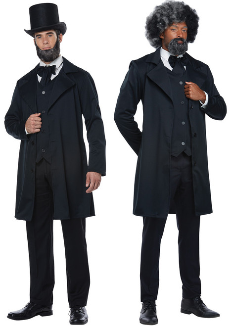 Abraham Lincoln Frederick Doug - CC01541LG