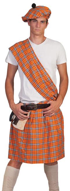 Highlander Orange Ad One Size