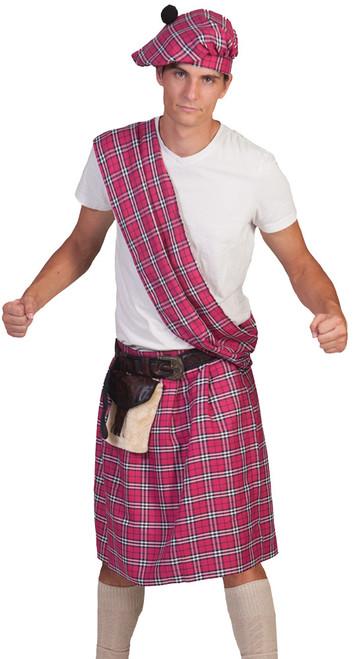 Highlander Pink Ad One Size