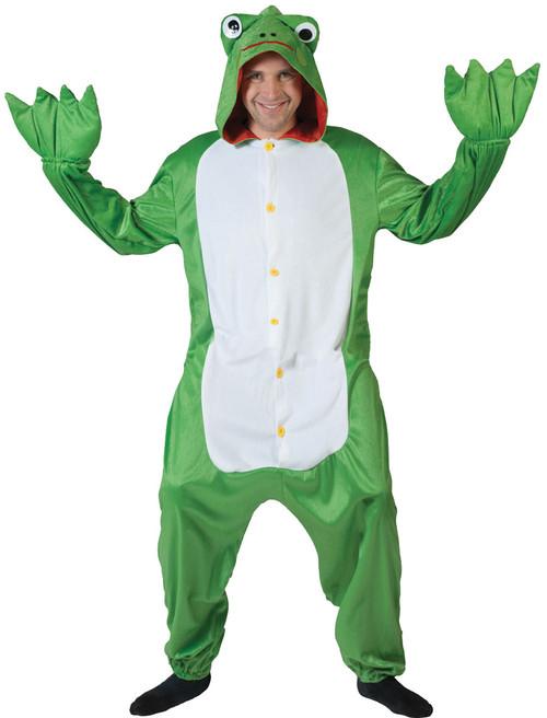 Frog Splash Adult One Size