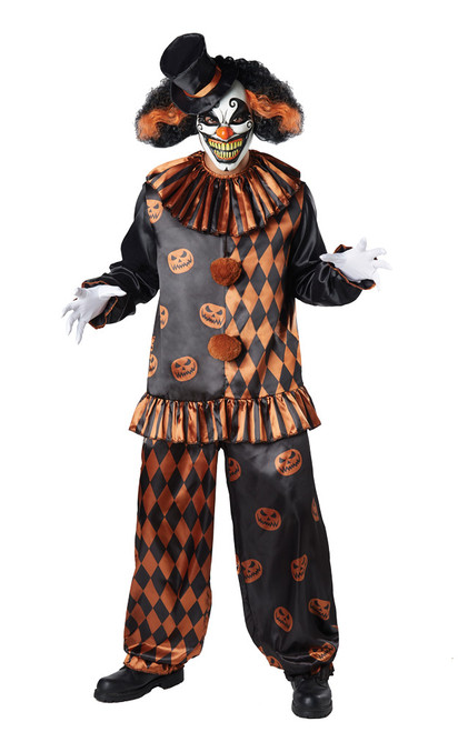 Halloween Clown Adult One Size