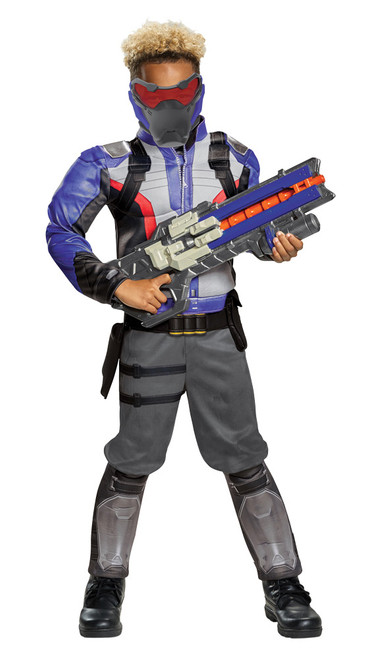 Soldier: 76 Classic Muscle 10-