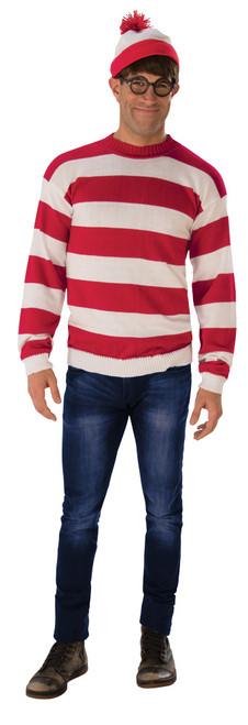 Where's Waldo Dlx Ad Std