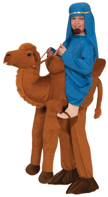 Ride A Camel Child