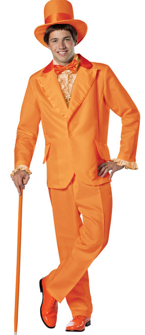 Goofball Orange Costume XL