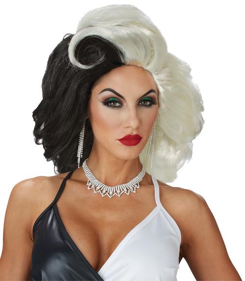 Cruel Diva Adult Wig