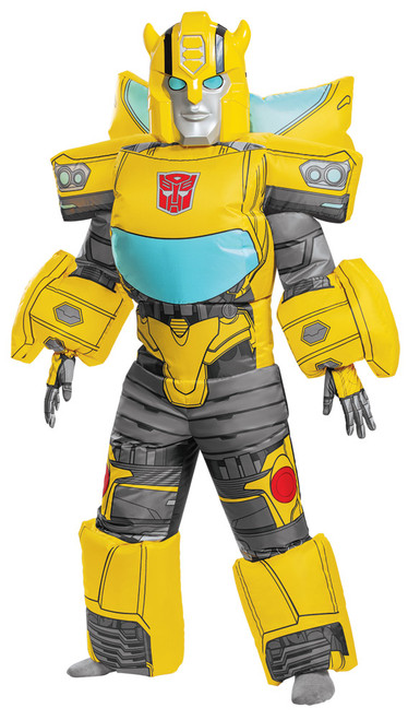 Bumblebee Evergreen Inflatable Kids Costume