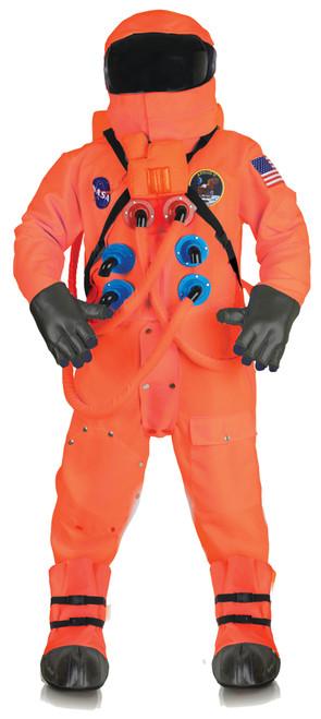Deluxe Astronaut Suit Orange - 2XL