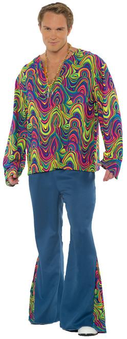 Men's Psychadelic Costume 2XL