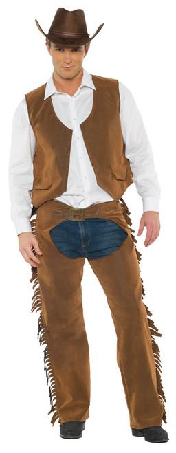 Men's Wild West Costume 2XL