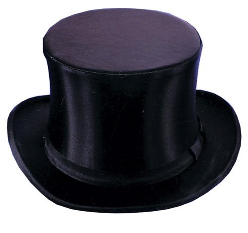 Top Hat Silk Coll Bk 7 1/2